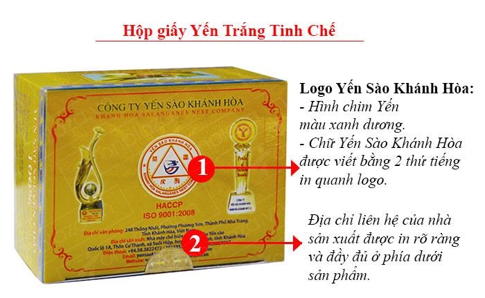 Tổ yến huyết nguyên chiếc Khánh Hòa 100g(024) cao cấp Y007 5