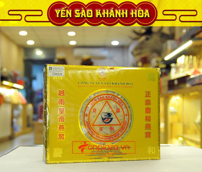 Tổ yến sào trắng tinh chế 50g(H015) Khánh Hòa Y013 1