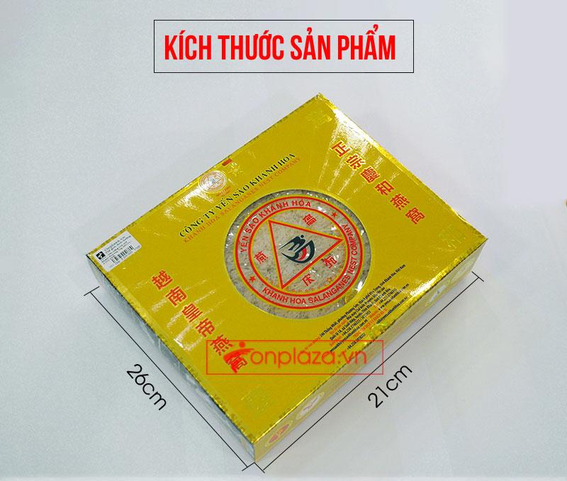 Tổ yến sào trắng tinh chế 50g(H015) Khánh Hòa Y013 3