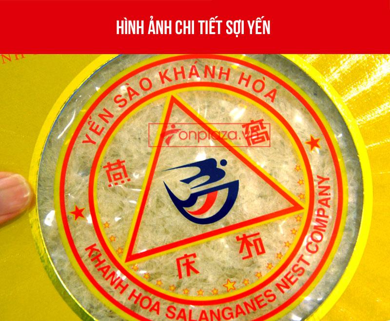 Tổ yến sào trắng tinh chế 50g(H015) Khánh Hòa Y013 5