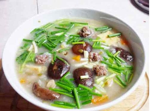 cach che bien mon sup yen sao nam linh chi, mon an tu to yen, mon sup yen sao nam linh chi