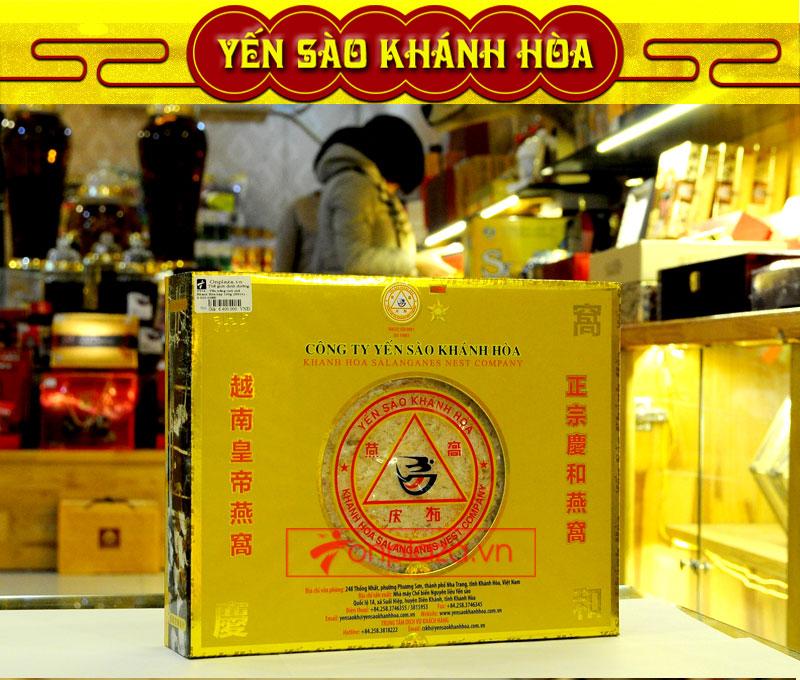 Tổ yến sào trắng tinh chế 100g(H014) Khánh Hòa Y014 1