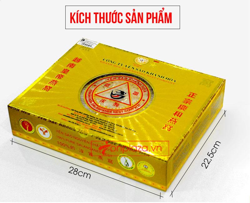 Tổ yến sào trắng tinh chế 100g(H014) Khánh Hòa Y014 3