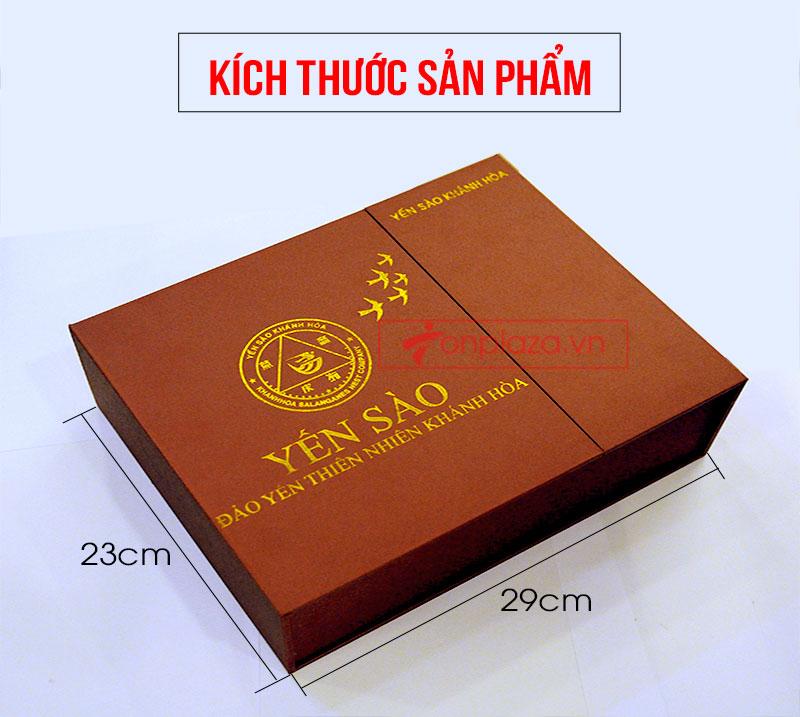 Yến sào tinh chế Khánh Hòa hộp quà tặng 100g(H014g) Y017 3