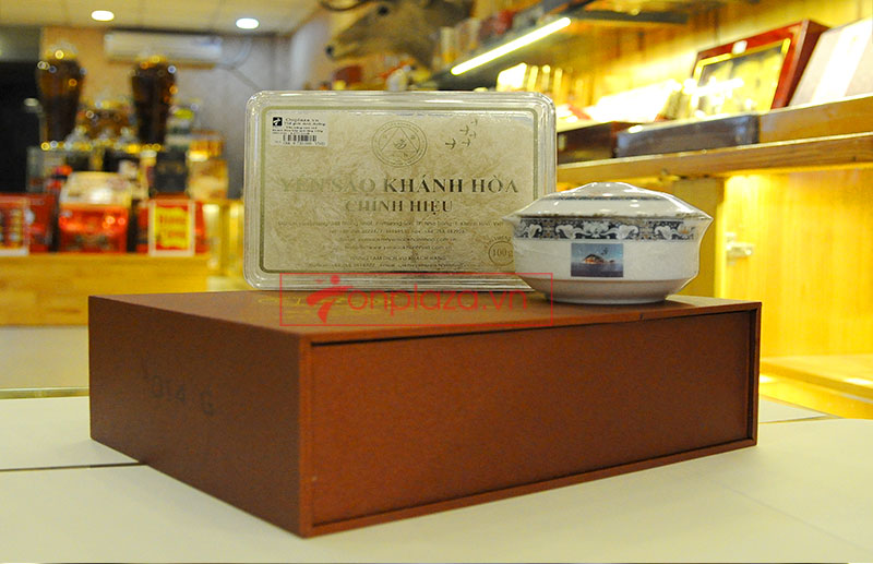 Yến sào tinh chế Khánh Hòa hộp quà tặng 100g(H014g) Y017 6
