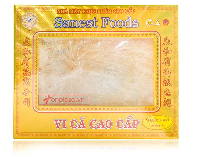 Vi cước bông loại 1 Khánh Hòa 100g VC009 2