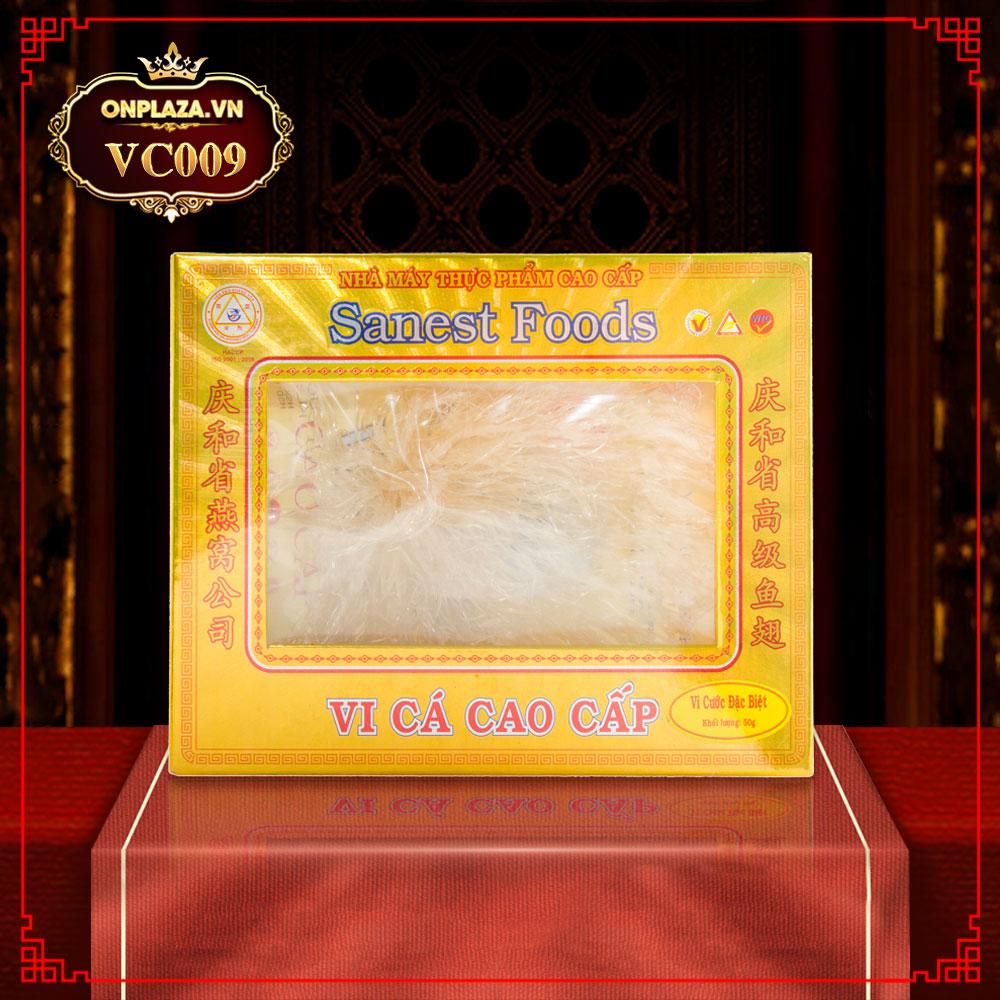 Vi cước bông loại 1 Khánh Hòa 100g VC009