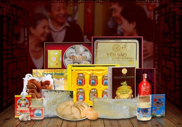 Sản phẩm yến Khánh Hoà được đông đảo người tiêu dùng lựa chọn