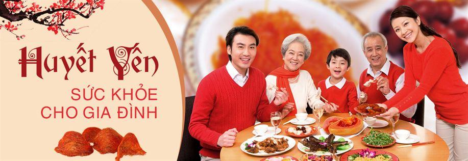 tổ yến huyết và sức khỏe bao gồm các đối tượng hoặc các thành viên trong gia đình