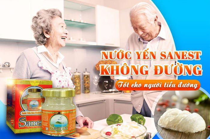 Thùng nước yến sào sanest Khánh Hòa không đường 16