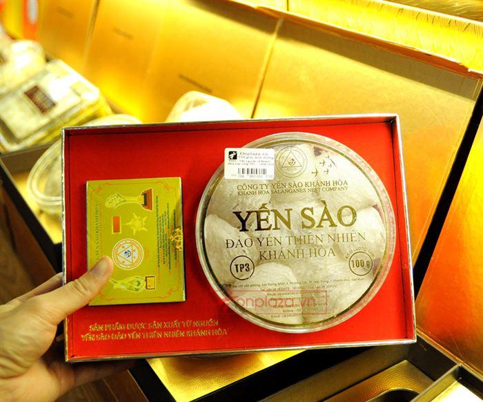 Tổ yến trắng sơ chế 100g (TP3) Khánh Hòa Y003 14