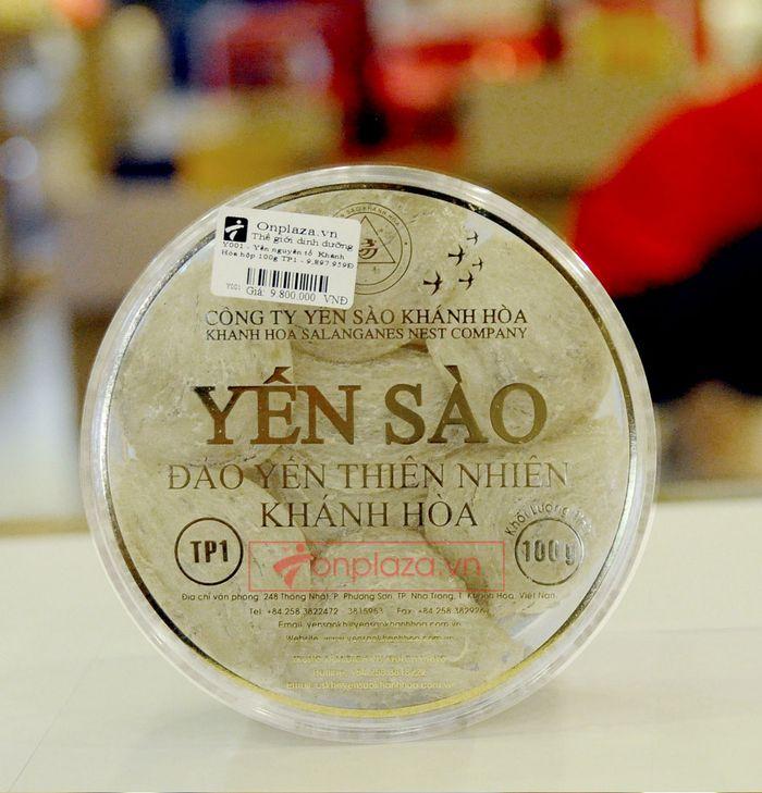 Tổ yến trắng sơ chế 100g (TP1) 100% từ tự nhiên Y001 8