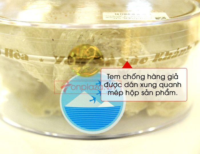Tổ yến trắng sơ chế 100g (TP1) 100% từ tự nhiên Y001 12