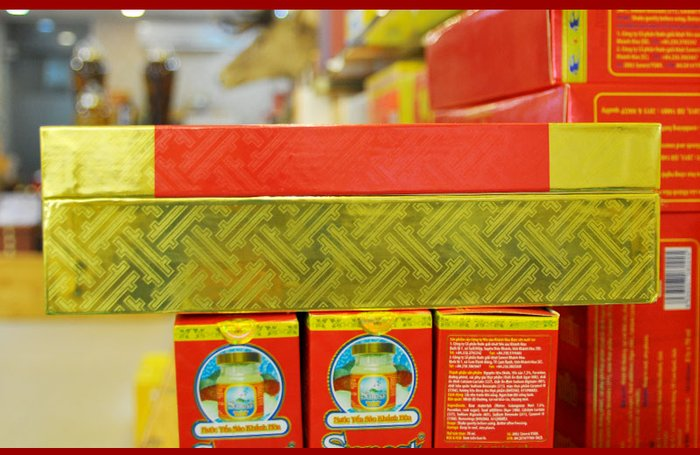 Yến sào sơ chế cao cấp 100 g Savinest Khánh Hòa Y141 6