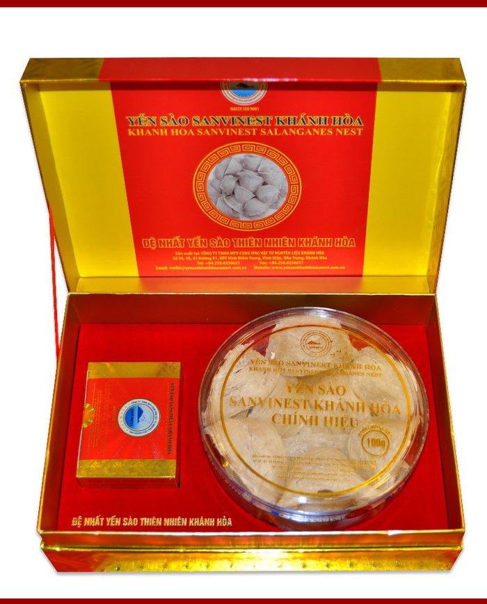 Yến sào sơ chế cao cấp 100 g Savinest Khánh Hòa Y141 8