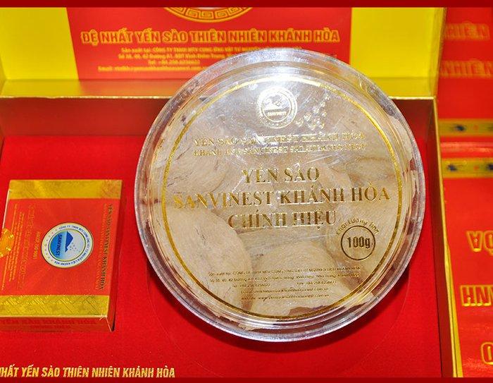 Yến sào sơ chế cao cấp 100 g Savinest Khánh Hòa Y141 10