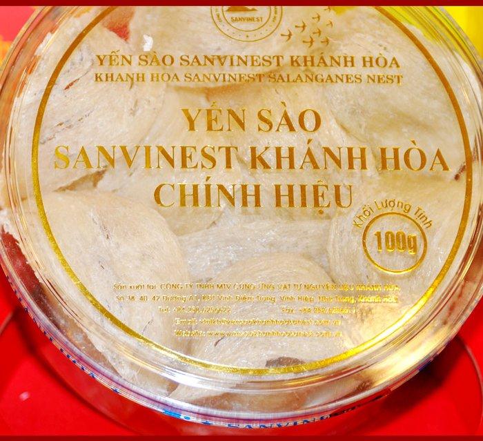Yến sào sơ chế cao cấp 100 g Savinest Khánh Hòa Y141 11