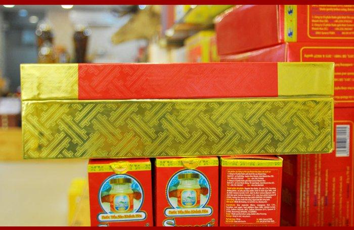 Yến sào sơ chế Sanvinet Khánh Hòa (hộp 50g) Y146 6