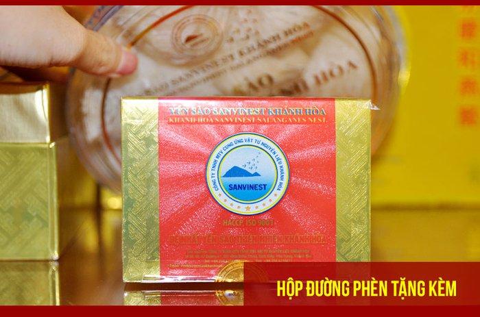 Yến sào sơ chế Sanvinet Khánh Hòa (hộp 50g) Y146 13