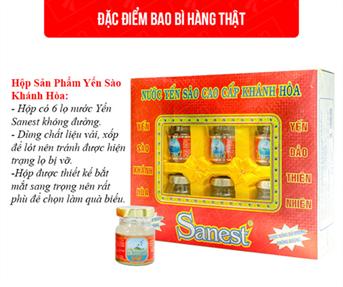nuoc-yen-sao-khanh-hoa-sannest-khong-duong-hop-6-lo 1