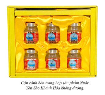 nuoc-yen-sao-khanh-hoa-sannest-khong-duong-hop-6-lo 5