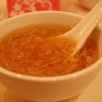 soup yen vi ca, mon an tu to yen