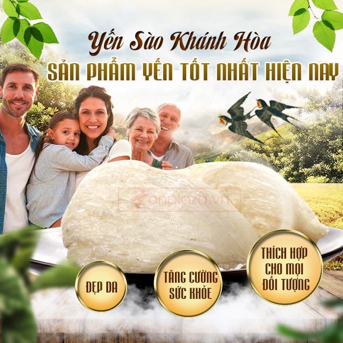 Yến sào Khánh Hòa – sản phẩm yến tốt nhất hiện nay