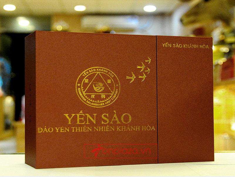 Yến sào tinh chế Khánh Hòa hộp quà tặng 100g(H014g) Y017 2