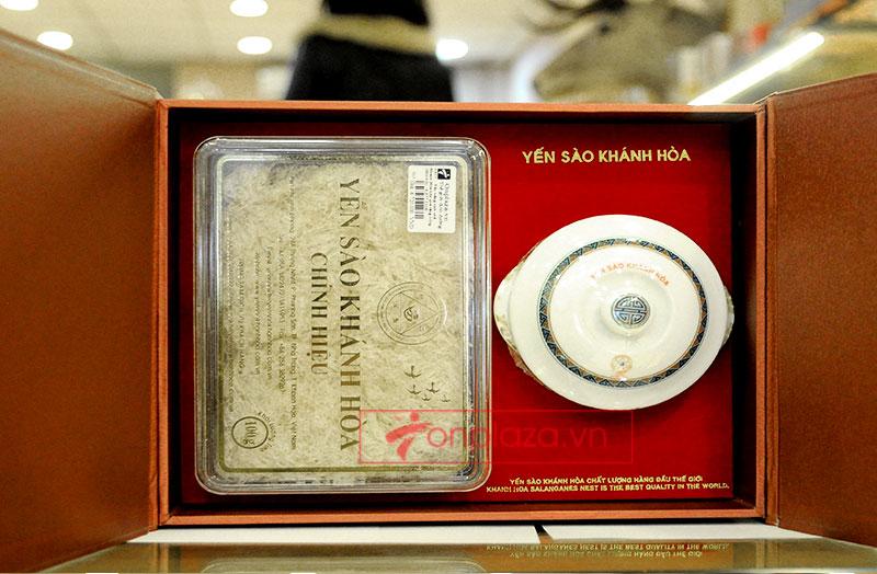 Yến sào tinh chế Khánh Hòa hộp quà tặng 100g(H014g) Y017 4