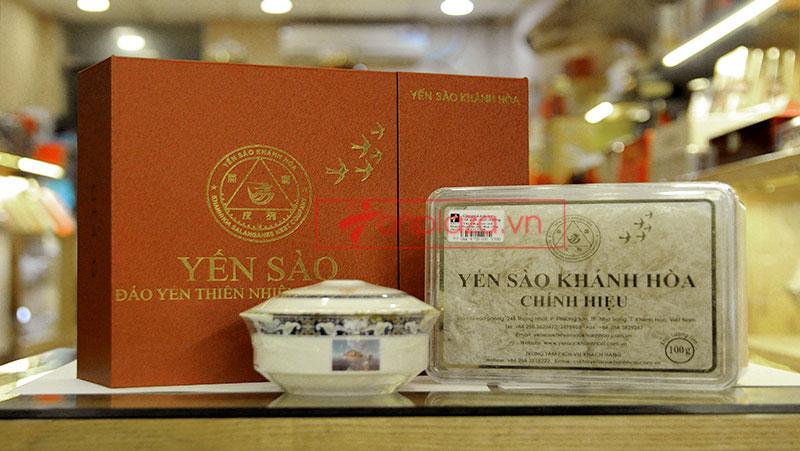 Yến sào tinh chế Khánh Hòa hộp quà tặng 100g(H014g) Y017 5