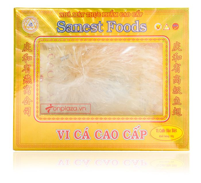Vi cước bông loại đặc biệt Khánh Hòa 50g VC010 2