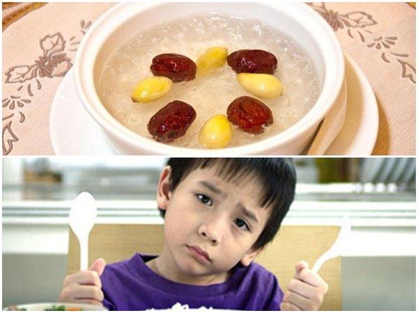 Lạm dụng yến sào gây biếng ăn ở trẻ nhỏ