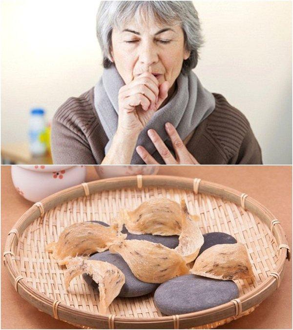 Yến sào được sử dụng phổ biến trong Đông y để hỗ trợ điều trị hen suyễn